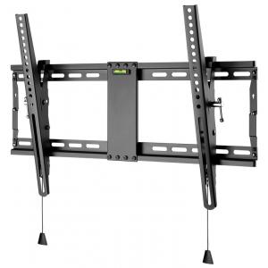 "TV seinakinnitus Pro TILT (L), kallutatav 3° kuni 12°, 47""-70"" kuni 70kg must"