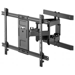 """TV seinakinnitus Pro FULLMOTION (L), väljaulatuv 77-428mm, 37""""-70"""", keeratav ja pööratav, kuni 60kg, must"""