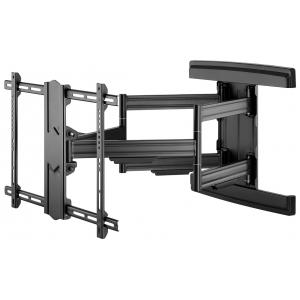 """TV seinakinnitus Pro FULLMOTION (L), väljaulatuv kuni 800mm, 37""""-70"""", kuni 70kg, must"""