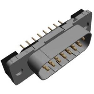 D15M pistik HD20 koos plaadikinnitustega