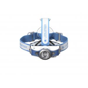 Pealamp LEDLENSER MH11, sinine, Bluetooth