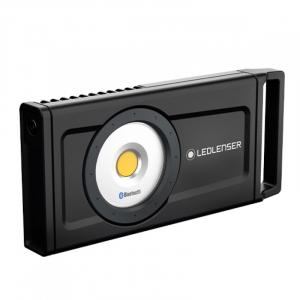 Töölamp LEDLENSER iF8R, must, laetav, magnetiga