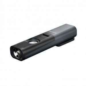 Töölamp LEDLENSER iW5R, must, laetav
