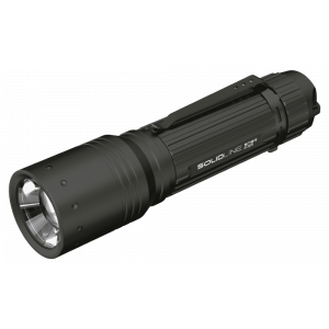 Taskulamp LED LENSER SOLIDLINE ST8R, 600lm, 18650 Li-ion, IP54, 60h