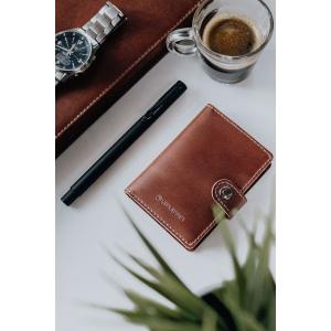 Taskulamp - rahakott Ledlenser Lite Wallet (kastanipruun)