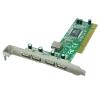 PCI kaart, USB 2.0, 4+1 porti