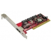 SATA II kaart, 1 x eSATA, 3 x SATA, Low Profile, RAID, PCI