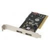 SATA-II PCI kaart, RAID funktsiooniga, 2 sisemist +2 välist porti
