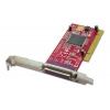 PCI Parallel ECP/EPP kaart, 1 port (3.3V)