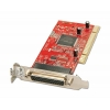 RS-232 Low Profile PCI kaart, 2 porti