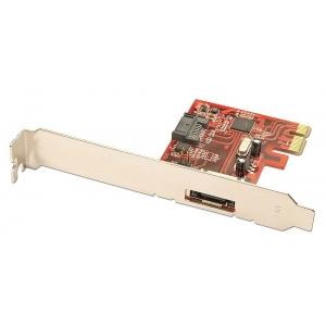 SATA 3 PCIe kaart, 1+1 porti