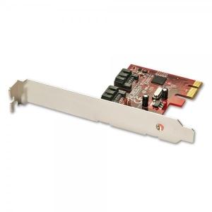 SATA 3 PCIe kaart, 2 porti (6Gbit/s) Marvell 9128 Kiibiga, sisemised satad