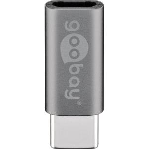 Üleminek USB-C - micro USB (0.48 Gbit/s), OTG