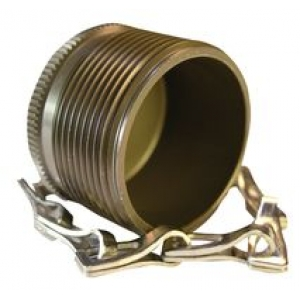 Protection cover; Series: DS/MS; threaded joint, external thread