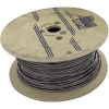 18AWG 16/30 2C FOILBRAID, 5522 SLATE 100FT 30,5M