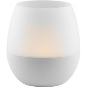 Puhutav LED küünal, valge