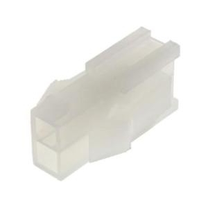 Mini-Fit Jr 2ne pistik paneelile 4,2mm 2rida / 39-01-2021