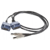 DTX Cat 6A/Class EA Permanent Link Adapter Set