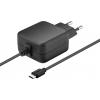 Micro USB laadija 5V 3.1A Raspberry Pi 1/2/3-le jt, kaabli pikkus 1.0m, must