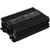 Inverter DC/AC 12V/230VAC 1000W, USB-port, sisseehitatud vent