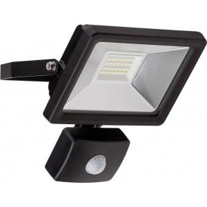 LED valgusti, liikumisandur, 105W, 1650lm, IP44, must
