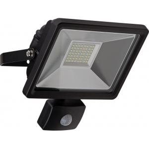 LED valgusti, liikumisandur, 150W, 2500lm, IP44, must
