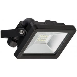 LED valgusti, 60W, 830lm, IP65, must