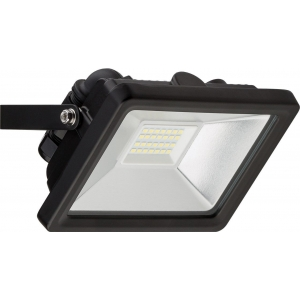LED valgusti, 105W, 1650lm, IP65, must