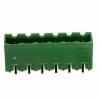 Shrouded header Male, 6-cont. straight R5mm PCB
