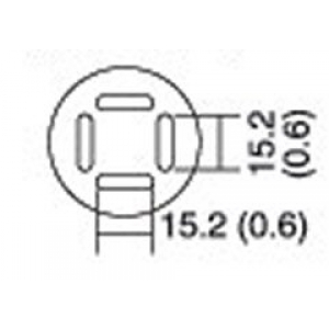 Kolviots QFP 11x11 8PK-979B kolvile