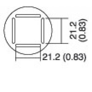 Kolviots QFP 14x20 8PK-979B kolvile