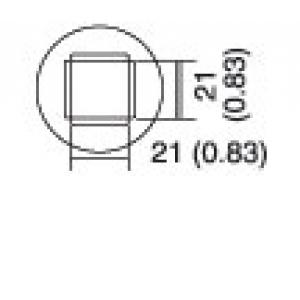 Kolviots PLCC 20x20 8PK-979B kolvile
