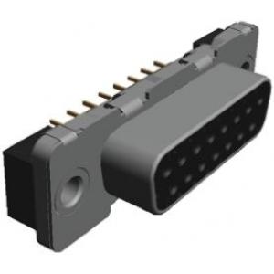 D15F pistik trükkplaadile 4-40