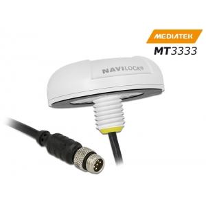 NL-3332 M8 GPS Multi GNSS vastuvõtja MT3333