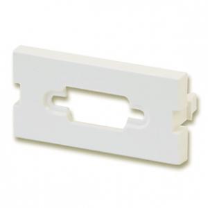Keystone katteraam VGA 4tk, valge
