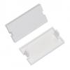 Katteplaat 1-le moodulile, 25 x 50.0mm (pakk/ 2tk)