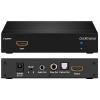 Konverter HDMI > RCA, HDMI, Toslink (HDMi Audio Extractor), 1080p