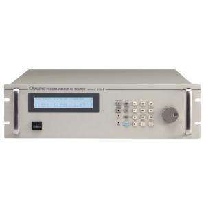 Programmeeritav AC toiteallikas Chroma 61505, 0~300V, 15~1kHz/1Ø, 4000VA