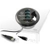 USB 3.0 Hub: 3 x USB 3.0, 1 x SD, 1 x MicroSD, laua sisse paigaldatav, juhtmerosett