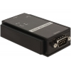 Konverter RS-232 > RS-232 3kV Isolatsiooniga, võimalik panna DIN latile
