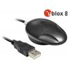 USB 2.0 Multi GLONASS/GPS vastuvõtja 1.5m