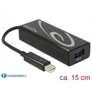 Thunderbolt (M) adapter - USB 3.0 A (F)