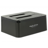Docking/ Cloning station 2.5″- 3.5″ SATA ketastele kuni 6 GB/s, USB 3.0