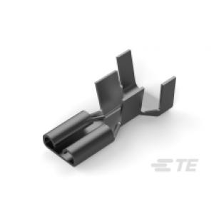 6,35x0,81mm tab-lock pesa 5...8mm² juhtmele