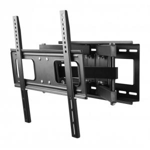 """TV seinakinnitus väljaulatuv kuni 585mm, 26""""-55"""" kuni 40kg must"""