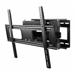"""TV seinakinnitus väljaulatuv kuni 585mm, 32""""-75"""" kuni 40kg must"""