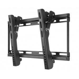 """TV seinakinnitus kallutatav kuni 10°, 23""""-55"""" kuni 75kg must"""