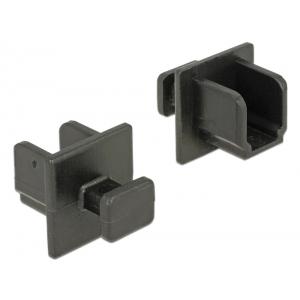 Tolmukaitse USB 3.0 B, 10tk, must