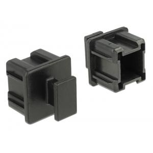 Tolmukaitse Mini SAS HD SFF 8644, 10tk, must
