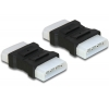 Adapter Molex 4 pin (M) - Molex 4 pin (M)